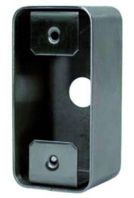 Boîtier applique pour bouton poussoir et capteur