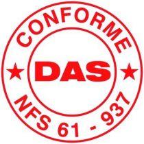 Toutes nos ventouses en 24 V sont conformes à la norme NFS 61-937.