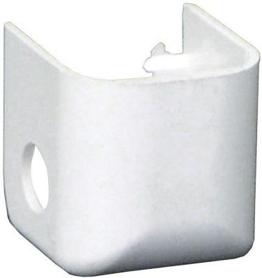 Cache support d'angle bois et PVC