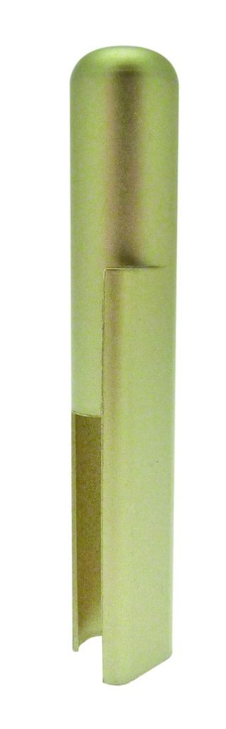 Cache douille contre - coudée bois et PVC