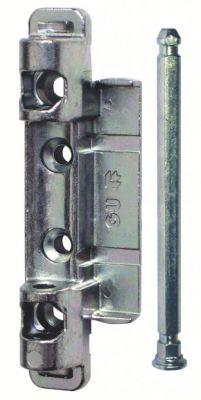 Rotation bois - M6/12 : jeu de 12 mm