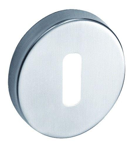 Jeu de rosaces rondes pour ligne LC ø 53 mm - épaisseur 9 mm
