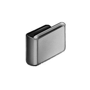 Pivot pour porte épaisseur 5,2 mm - zamack nickelé mat