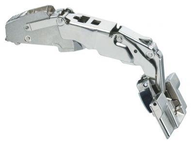 Blum charnière invisible ø 35 mm série Clip Top porte semi-applique - ouverture 155°