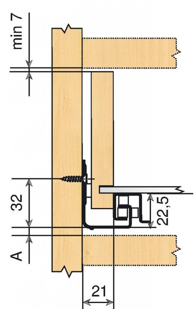 Sortie partielle TANDEM 550H - force 30 kg dynamique