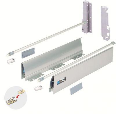 Kit côtés double paroi système Innotech hauteur 144 mm