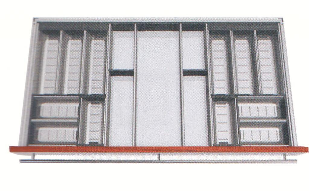 Pack range-couverts pour caisson standard