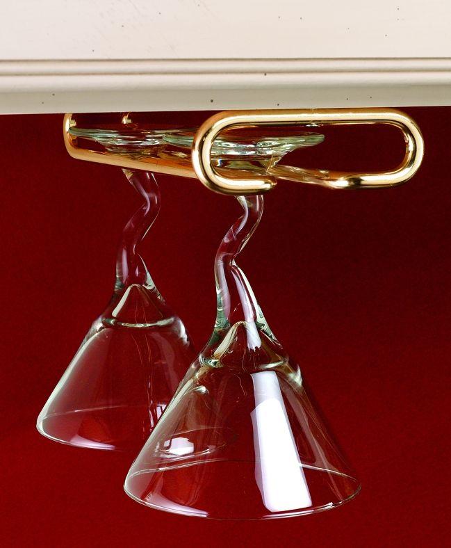 Ratelier à verres simple