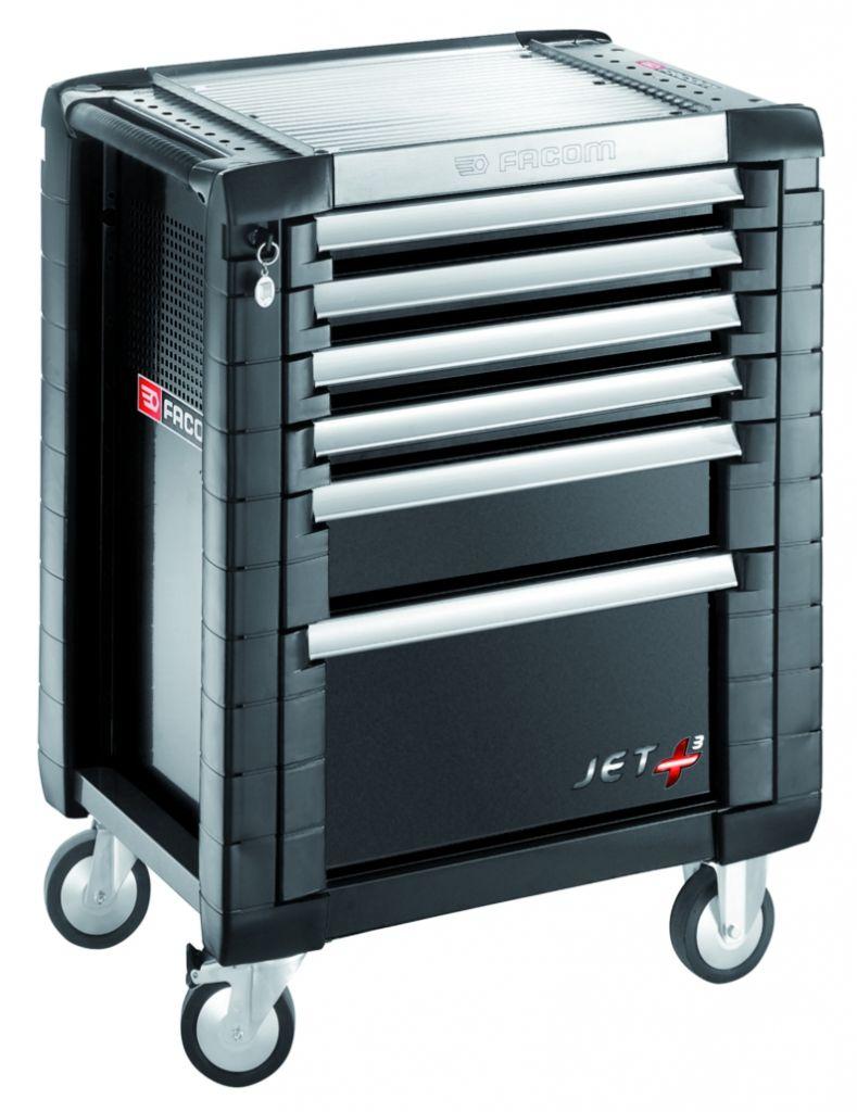 Servante Facom gamme Jet + - JET.6GM3 : 6 tiroirs