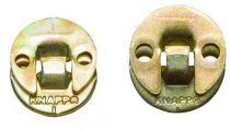 L'emboîtement latéral exact permet de monter des pièces avec des joints très précis