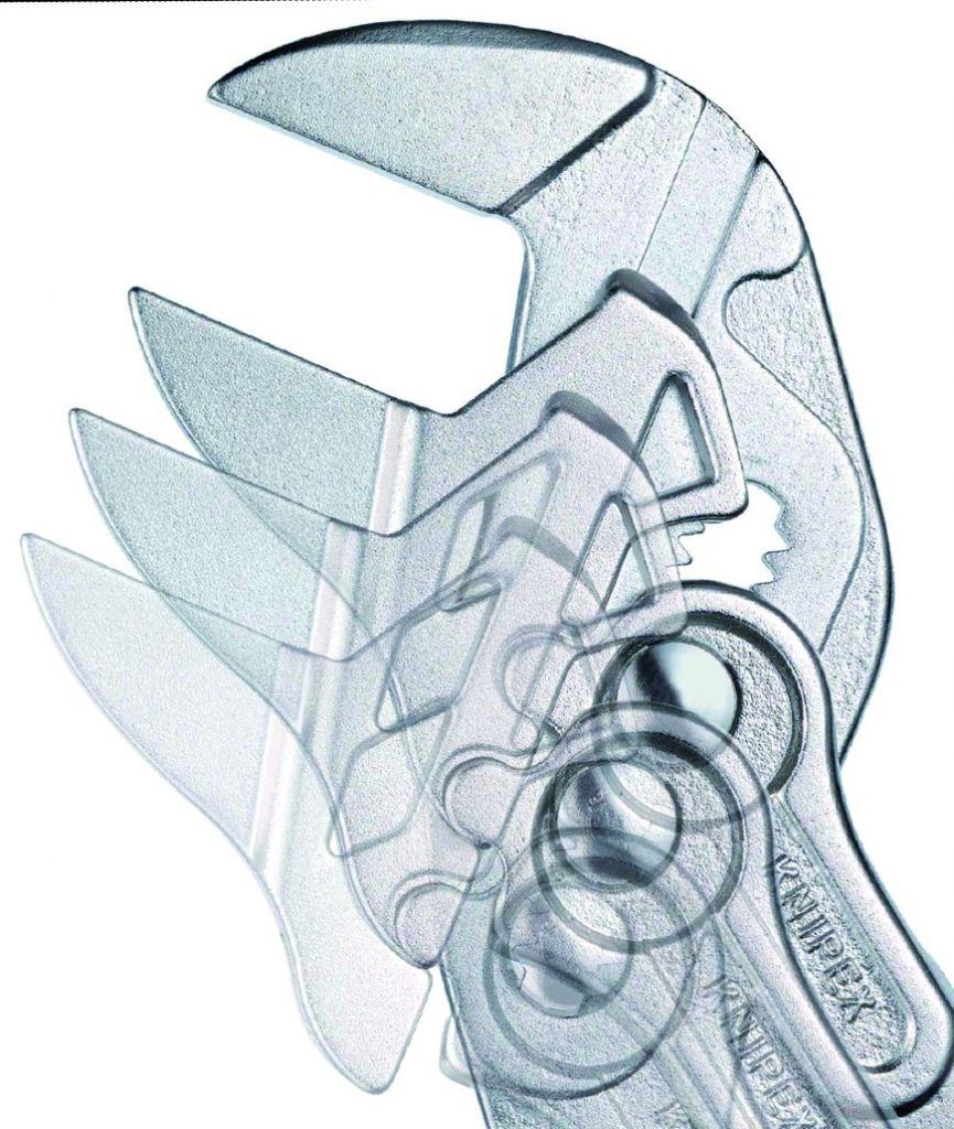 Pince - clé universelle gainée PVC
