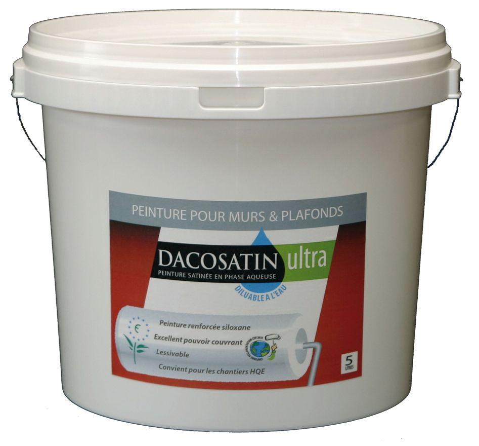 impression et peinture de finition pour murs plafonds gamme daco. Black Bedroom Furniture Sets. Home Design Ideas
