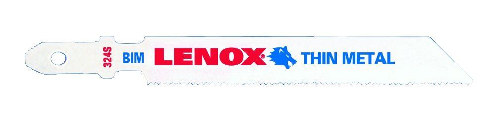 Lames Lenox bimétal pour machines AEG - Bosch - Dewalt - Elu - Festo - Holz-Her - Makita - Metabo