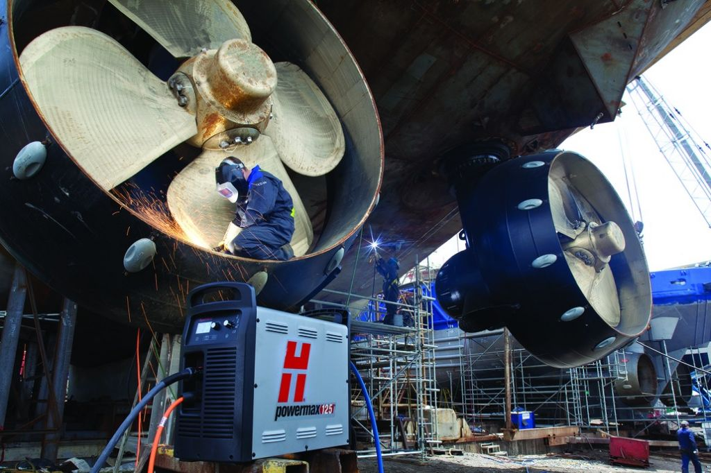 Découpeur plasma Hypertherm Powermax125®