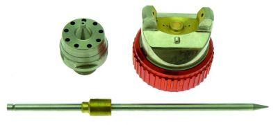 Kit de pulvérisation et réparation pour pistolet DL300