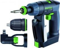 Perceuse-visseuse sans fil Festool 10,8 V CXS Li 1,5 Set DF