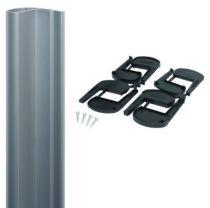 Bandeau aluminium pour ventouse série MAGMAG