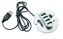 Hub 4 USB encastrable