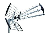 Antenne UHF triple - 67 éléments