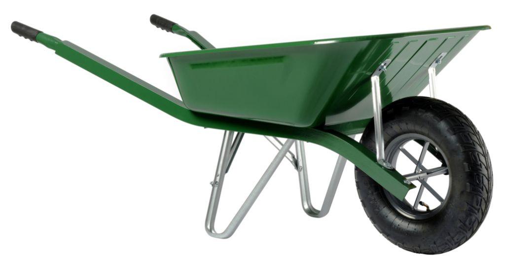 Brouette roue gonflées pro Select Bati 90