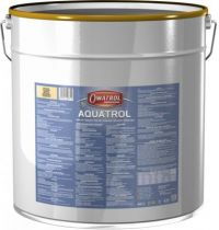Aquatrol saturateur gélifié en phase aqueuse