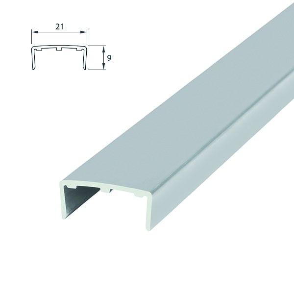 Profil Soft - ferrure de portes coulissantes bois