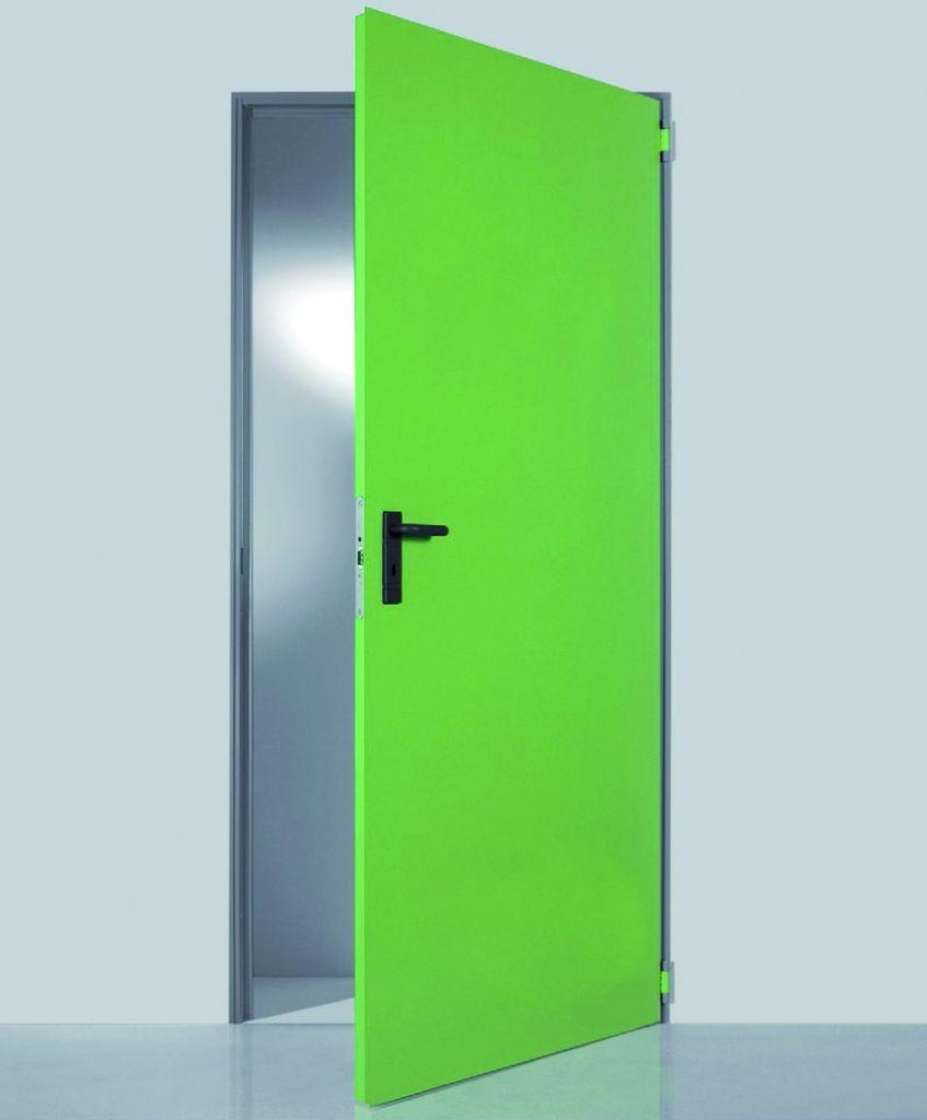 Porte standard gamme rever 1 vantail for Grandeur de porte standard