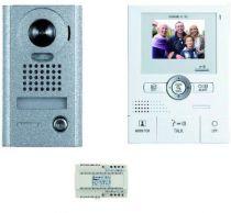 Portier vidéo couleurs Aiphone - 3,5''