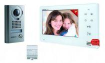 Portier vidéo couleurs Aiphone - 7''