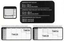 Kit motorisation pour volets roulants FAAC t - Mode TMK28