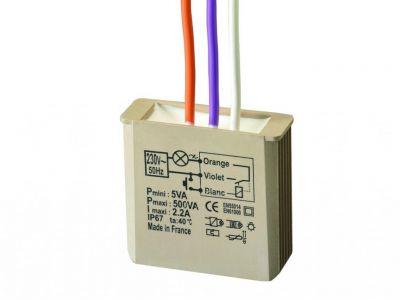 Télévariateur sans neutre 500 W