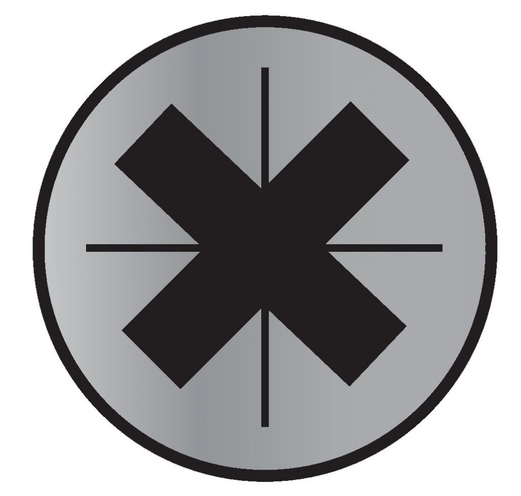 Vis à tôle - inox A2 - DIN 7981