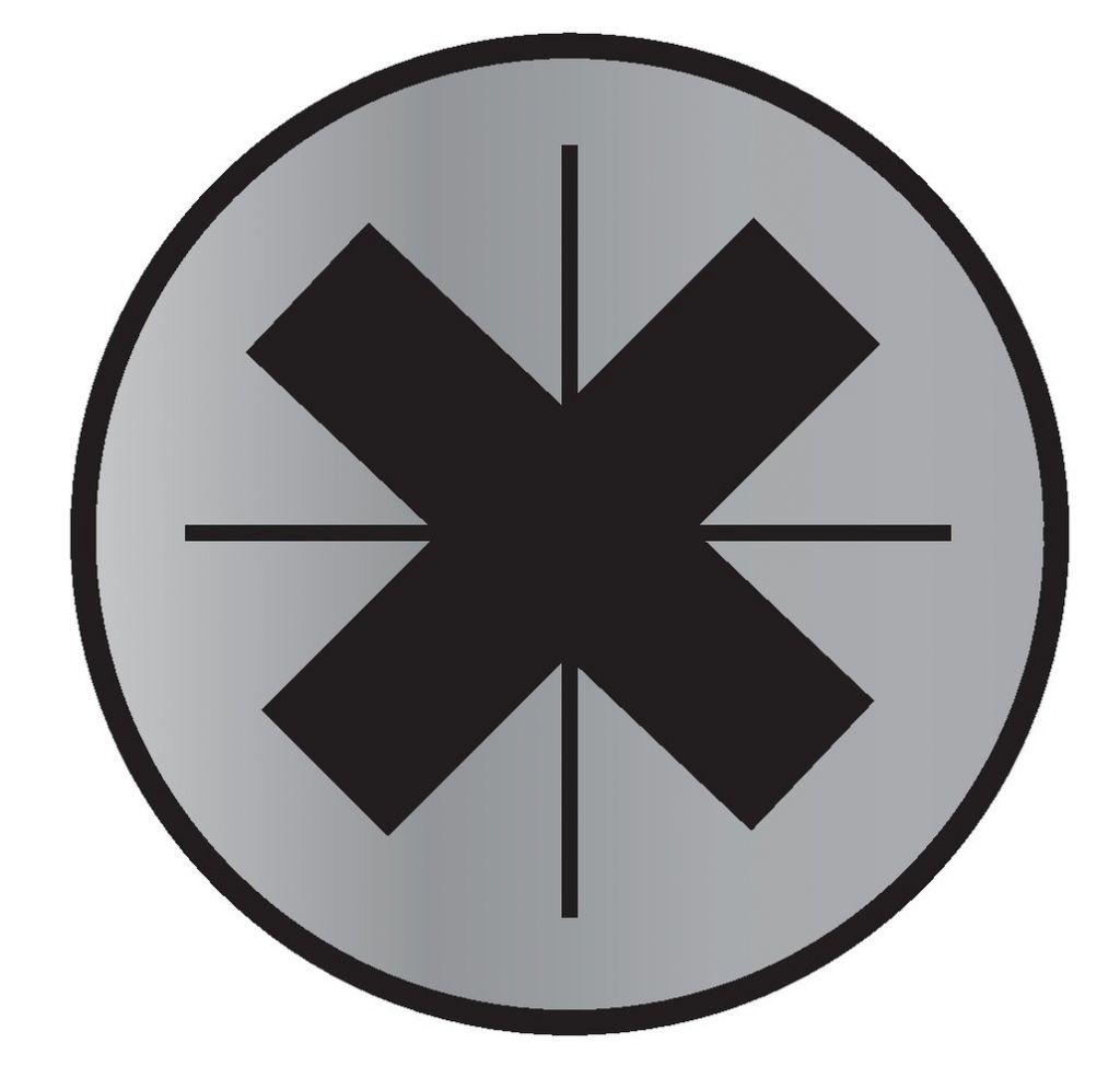 Vis à tôle - inox A2 - DIN 7983