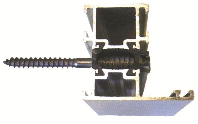 Filet 45 mm - fournie avec cheville