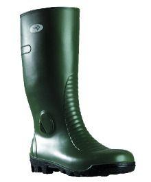 Bottes de sécurité verte Savoie - PVC