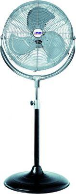 Ventilateur professionnel support télescopique
