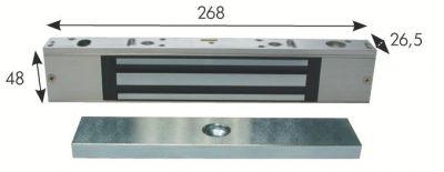 Ventouse électromagnétique série EM 3000 H NF