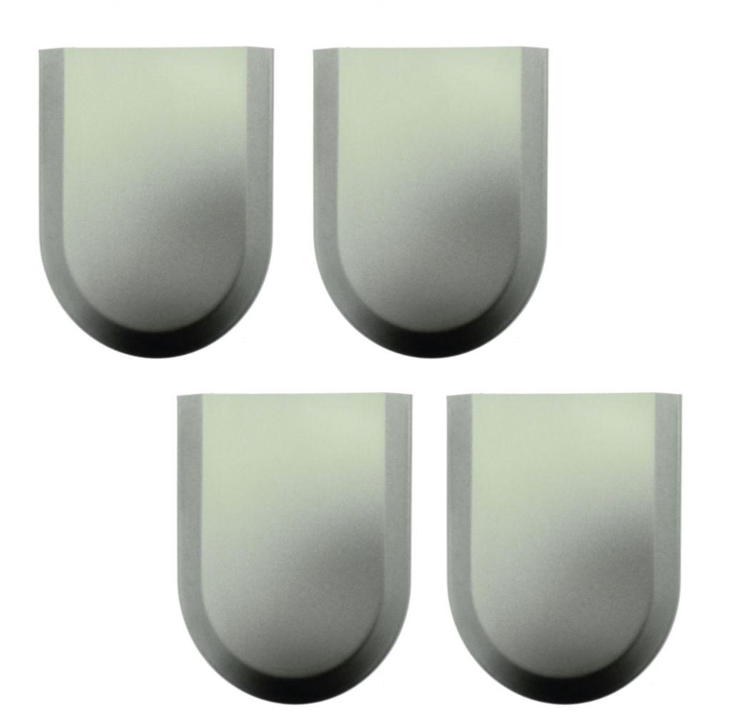 Coulissant pour porte int rieure en verre s ries 40 et 80 gp for Porte interieure en verre prix