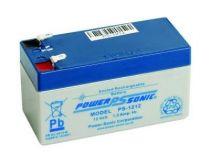 Alimentation secourue batteries sèches