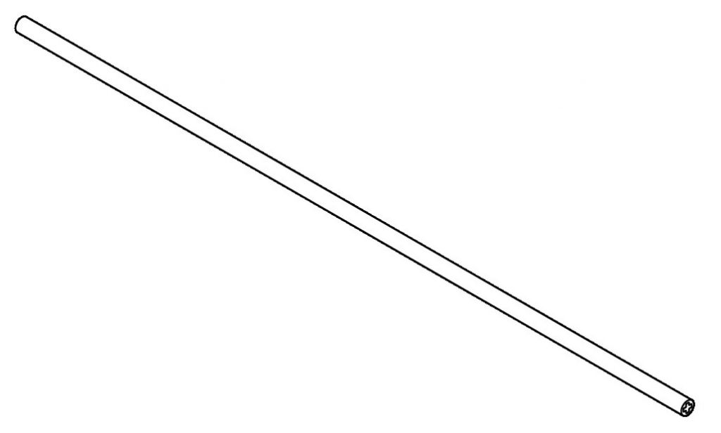 Kit intivo BLUMOTION - hauteur M : 98,5 mm - blanc