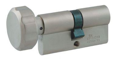 Cylindre à bouton Kaba Gege Pextra - nickelé