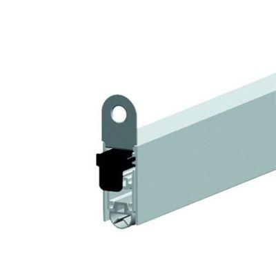 Plinthe anti vent aluminium ellen - Matic - Super