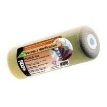 Rouleau polyamide tissé poils ras - Ocryl 6