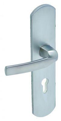 Ensemble de sécurité Artis plaque 245 x 56 mm - entraxe de fixation 195 mm