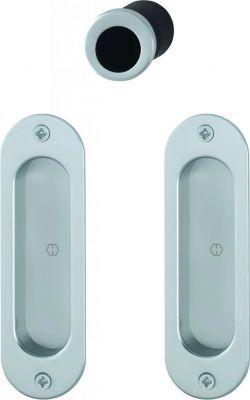 Set porte coulissante aluminium - aveugle  Modèle 4930 - set 5