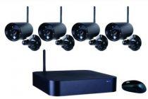 Kit video surveillance sans fil - WDVR740S