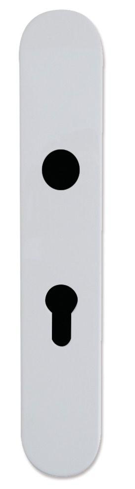 Plaque 165 x 45 mm