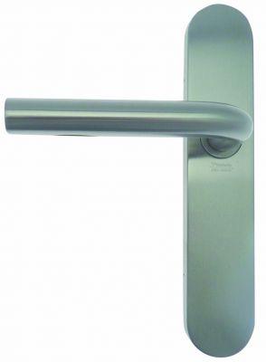 Ensemble Linox plaque 229 x 44 mm - entraxe de fixation 195 mm
