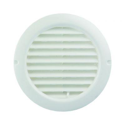 Grille ronde réglable PVC