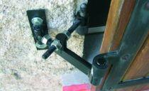 Accessoires pour volets I N G corps de gond ISO